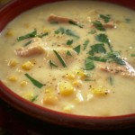 Corn & Chicken Chowder
